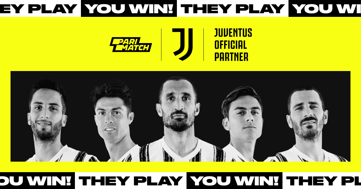 Parimatch Announced As Official Juventus Betting Partner