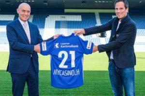 Grand Casino Luzern To Expand FC Luzern Partnership