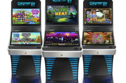 Synergy Blue Introduce Latest 2600 Series Cabinet Inspired By Original Atari