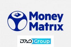 MoneyMatrix Enters Agreement With DAOGroup