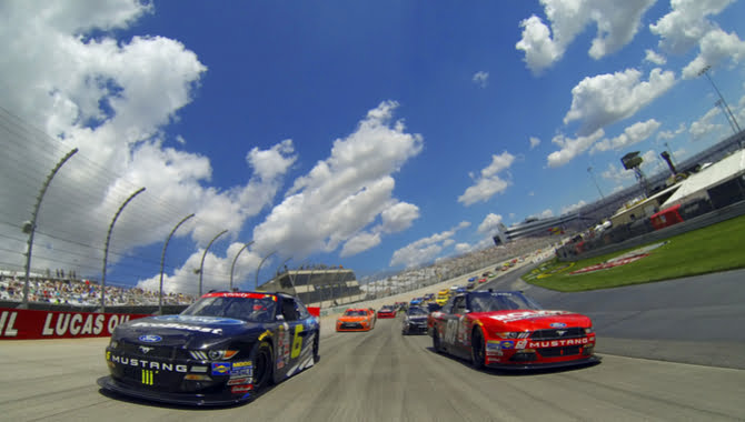 AGA And NASCAR Team Up To Educate Sports Betting Fans
