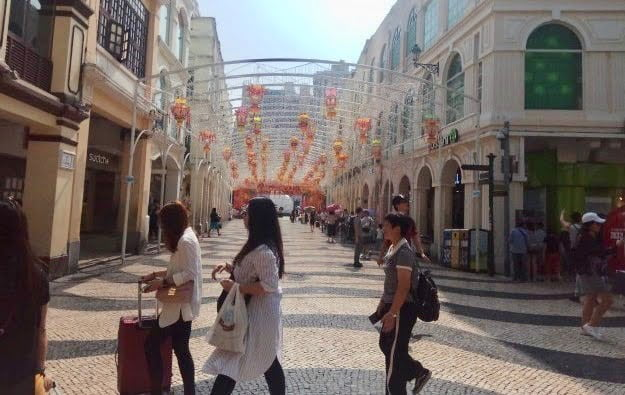 Hope For Tourist Increase During Macau's Golden Week