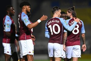 Aston Villa Names LT As Official Betting Partner