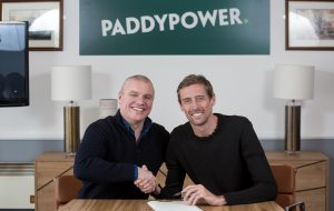 Paddy Power Recasts Peter Crouch In New Normal Same Football Ad
