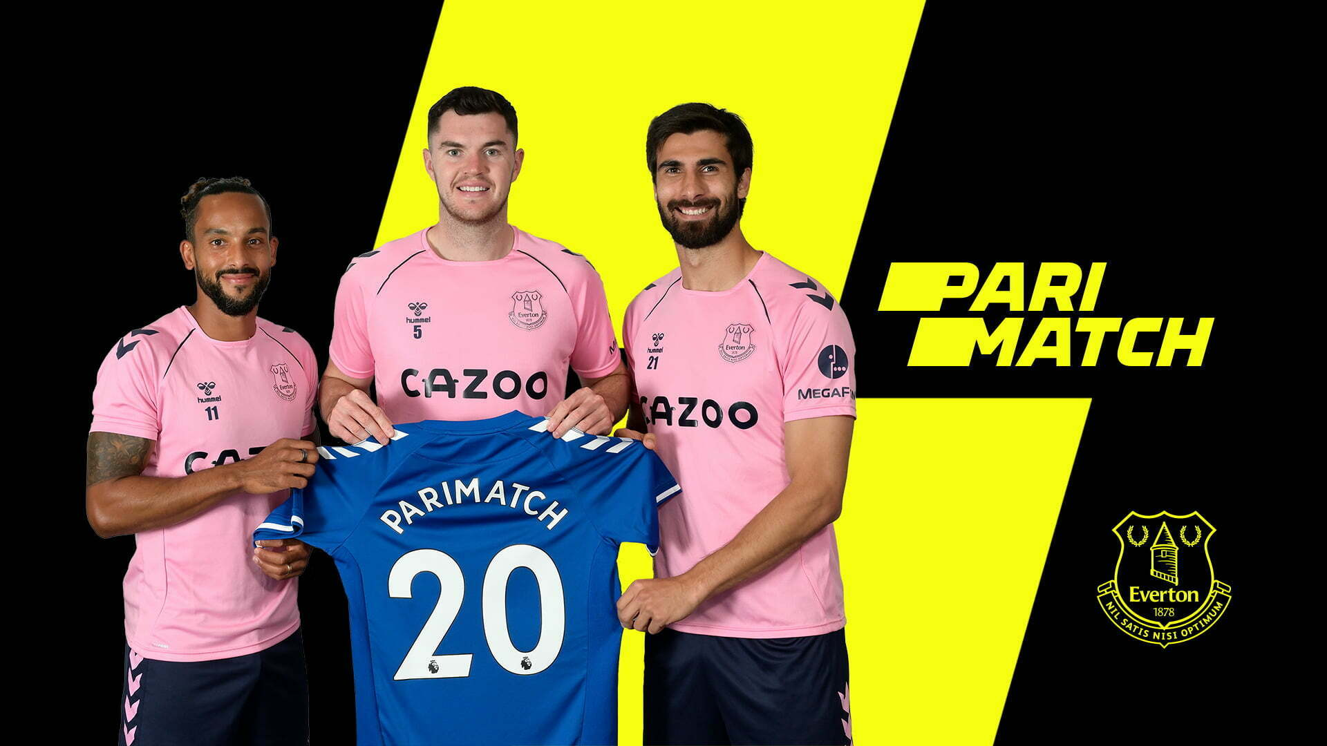 Parimatch Becomes Official Partner Of Everton FC