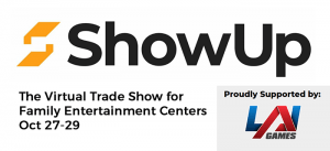 LAI To Sponsor ShowUp Virtual Covention And Trade Show