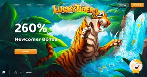 Aussie And US Friendly Lucky Tiger Casino Launched