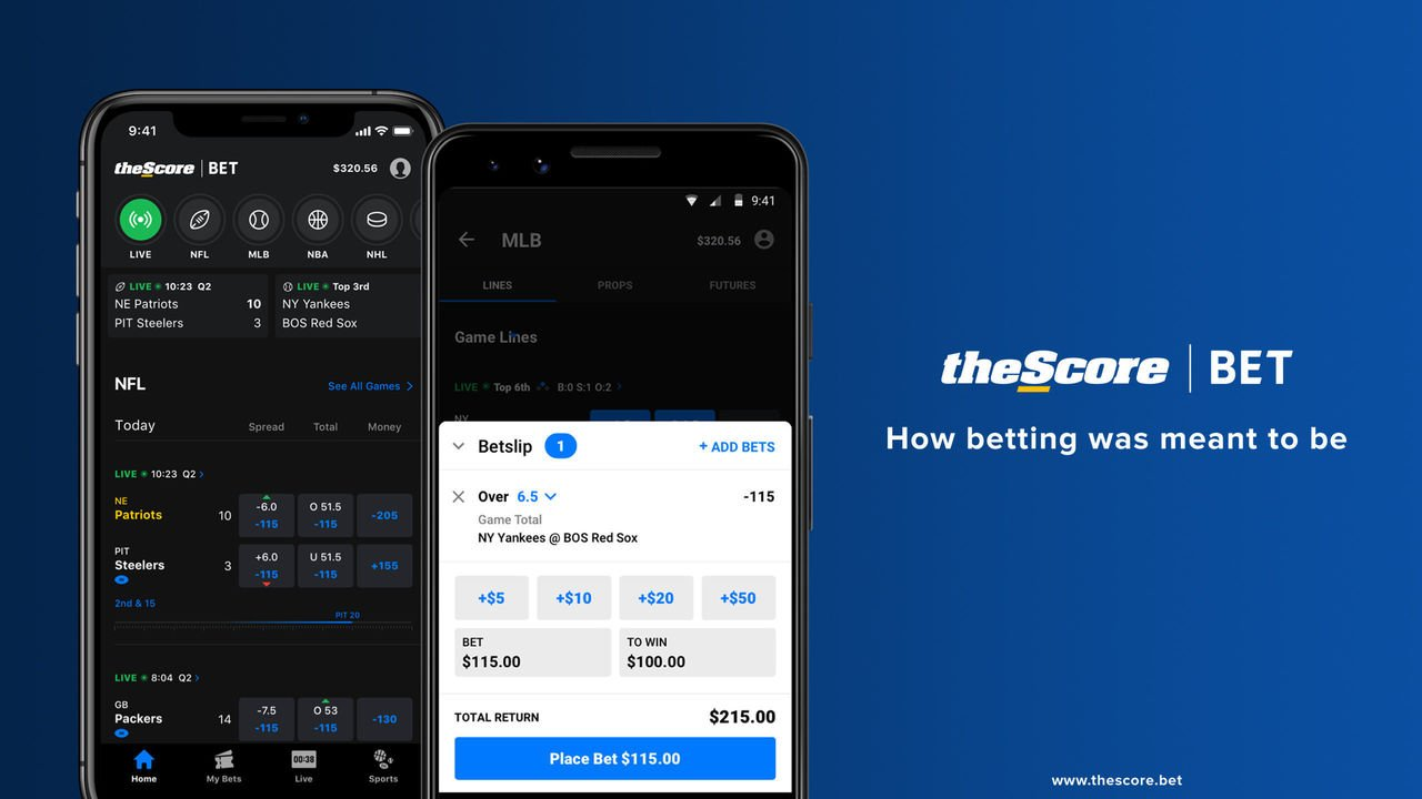 theScore Begins Score Bet App Roll Out In Colorado
