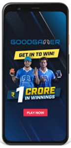 GoodGamer DFS And eSports App Driven By Indian Cricketers