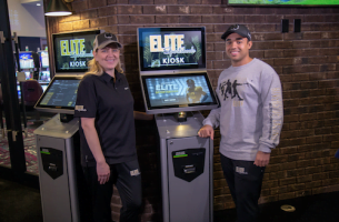 Bet.Works Launch ELITE Sportsbook Terminals At Red Dolly Casino