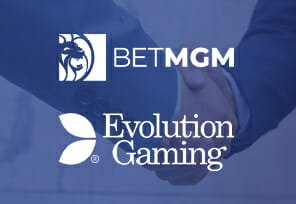 Evolution Gaming To Power BetMGM Live Casino In US