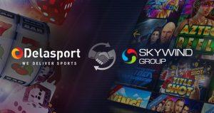 Delasport Signs Skywind Agreement