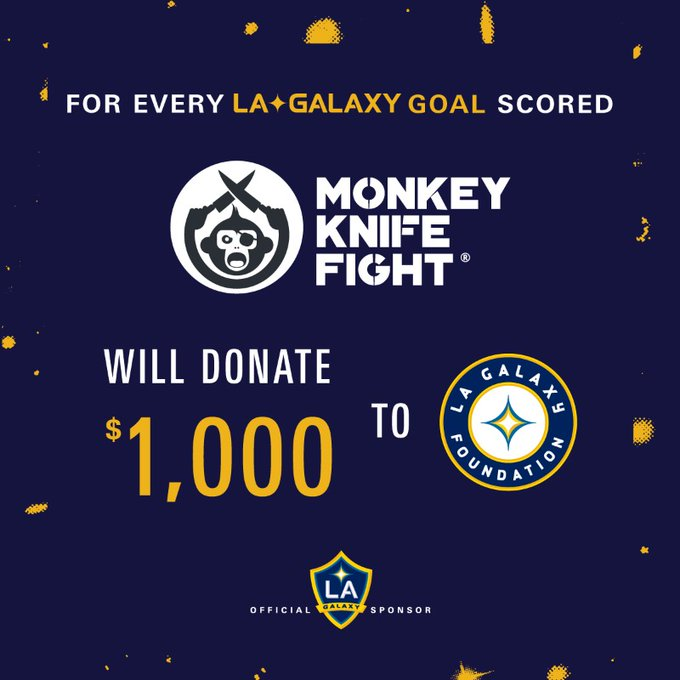 MKF Teams Up For New Charity Drive For LA Galaxy Foundation