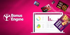 EveryMatrix Relaunch BonusEngine For Casinos And Sportsbooks