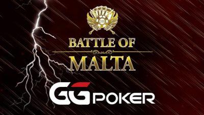 GGPoker To Host Battle Of Malta