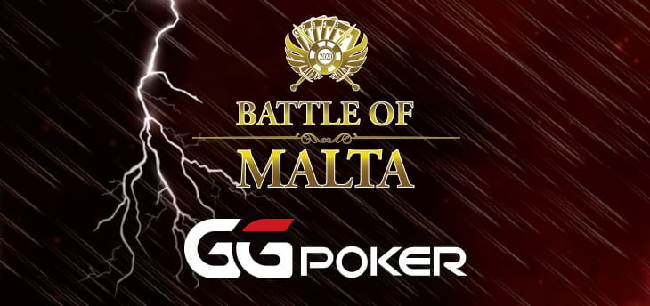 GGPoker To Host Battle Of Malta