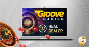 Groove Gaming Signs Ground-Breaking Real Dealer Studios Deal