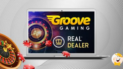 Groove Gaming Signs Ground-Breaking Real Dealer Studios Deal