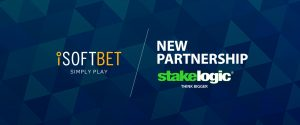 Stakelogic extends Distribution Deal With iSoftBet
