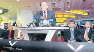 Ira Lubert Wins Pennsylvania Mini-Casino License Auction
