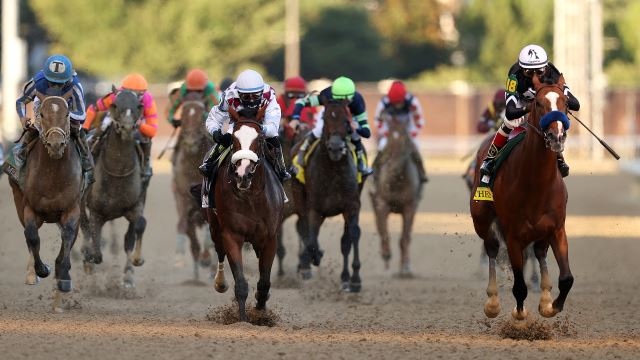 Kentucky Derby Betting Down More Than Half