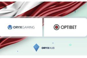 Oryx Announce Latvian Entry Through Optibet
