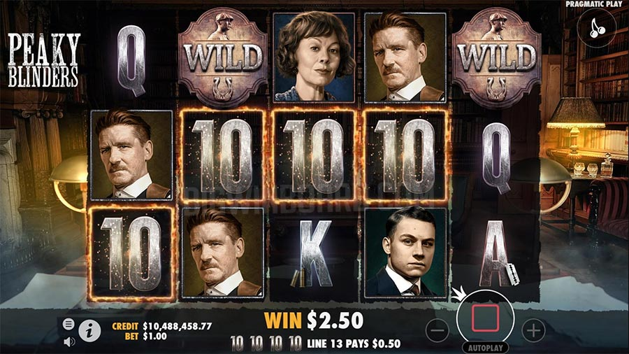 Pragmatic Play Release Branded Slot Title Peaky Blinders