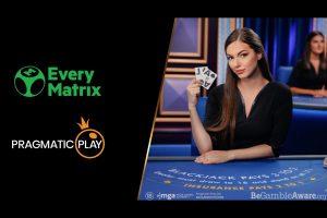 Pragmatic Play To Provide EveryMatrix With Live Casino