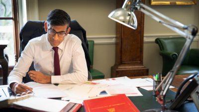 BGC Urge Chancellor Rishu Sunak To 'Throw The Industry A Lifeline