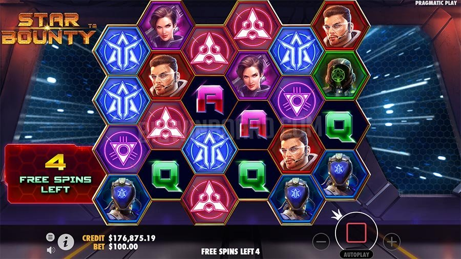 Pragmatic Play Adds more Excitement With Latest Star Bounty Release