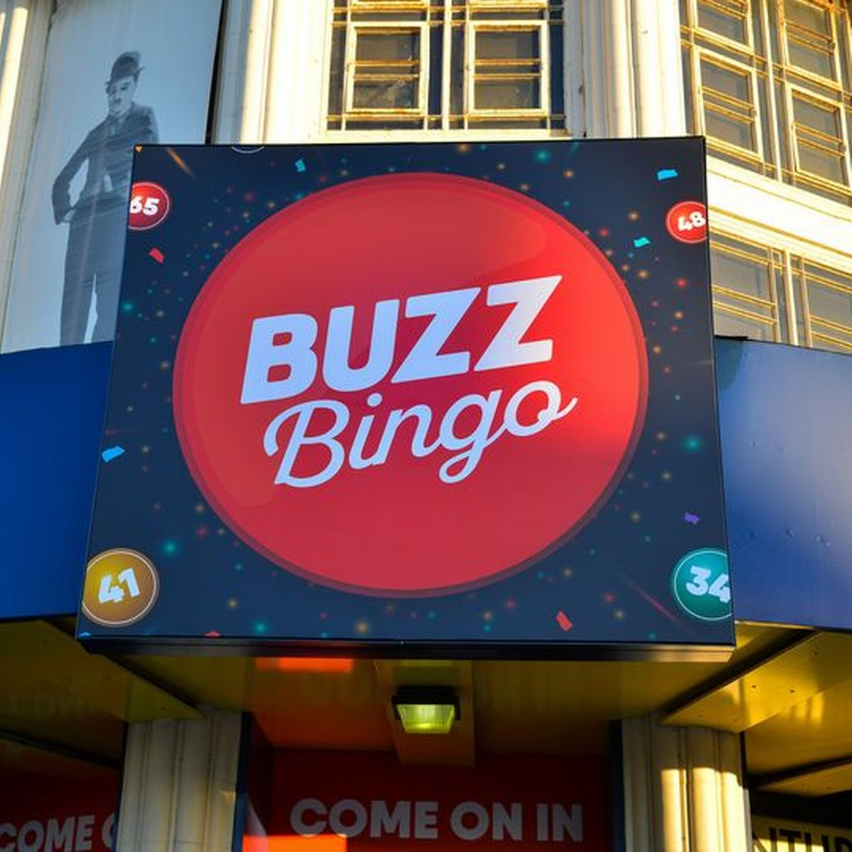 Buzz Bingo Announce Harry Lang's Appointment