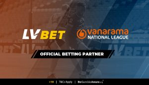 LV Bet Extends Vanarama National League Sponsorship