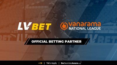 LV Bet Extends Vanarama National League Sponsorship