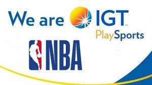 IGT Announce NBA Signing For Its PlaySports Betting Solution