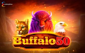 Endorphina Makes Industry Progress With Buffalo 50 Slot
