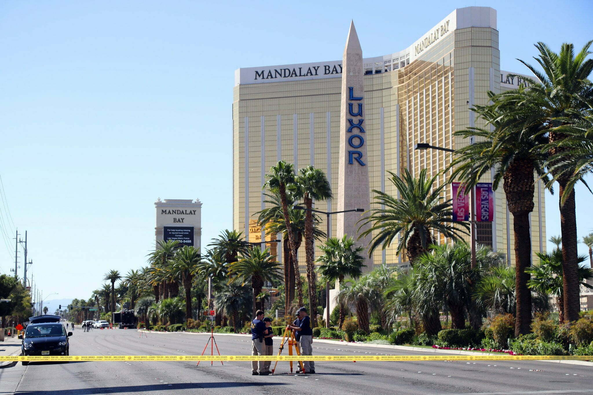 Judge Accepts $800m Settlement For Vegas Shooting Victims