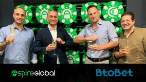 Aspire Global Finalise $20m BtoBet Acquisition