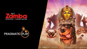 Zamba Inks  Second Contract With Pragmatic Play