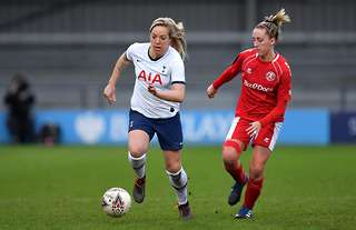 FA Launch Four-Year Plan For Women's Football