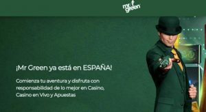 William Hill Expands In Spain With It's iGaming Brand Mr Green