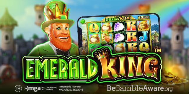 Pragmatic Play Adds Emerald King To Portfolio