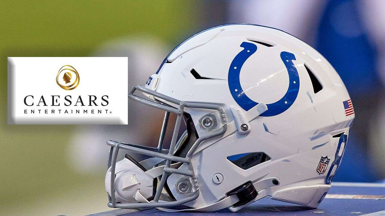 Caesars And William Hill Become Indianapolis Colts Betting Partner