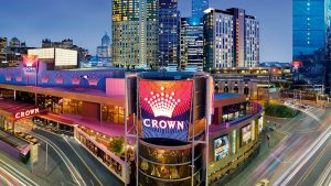 Crown Shares Tumble As Melbourne Casino Faces Further AML Probe