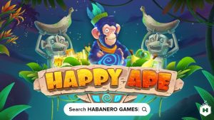 Habanero System BV Debut Long Awaited Happy Ape Video Slot