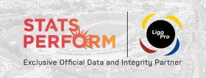 Stats Perform Named As LigaPro Official Data Partner