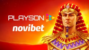 Novibet Improves iGaming Offering Through Playson