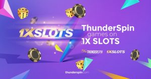 ThunderSpin Games To Go Live With 1XSLOTS