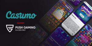 Push Gaming Expands Casumo Casino Partnership
