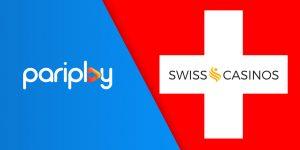 Pariplay Enhances Footprint With Swiss Casino Deal