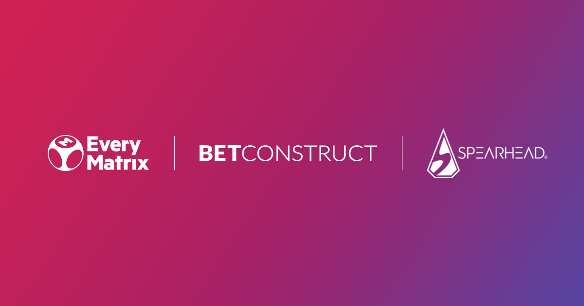 BetConstruct Signs EveryMatrix and SpearheadStudios Distribution Deal